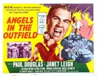 Angels in the Outfield - Movie Poster (xs thumbnail)