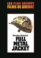 Full Metal Jacket - French VHS cover (xs thumbnail)