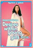 Desires Within Young Girls - French DVD cover (xs thumbnail)
