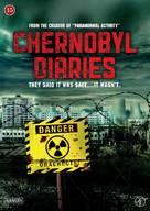 Chernobyl Diaries - Danish DVD cover (xs thumbnail)