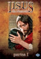"""Jesus of Nazareth"" - Romanian Movie Cover (xs thumbnail)"