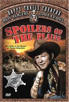 Spoilers of the Plains - DVD cover (xs thumbnail)