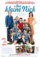 Le petit Nicolas - German Movie Poster (xs thumbnail)