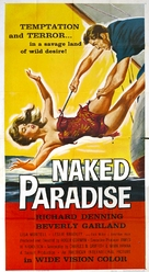 Naked Paradise - Movie Poster (xs thumbnail)