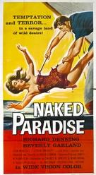 Naked Paradise - Movie Poster (xs thumbnail)
