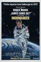 Moonraker - Advance movie poster (xs thumbnail)