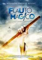 The Magic Flute - Italian Movie Poster (xs thumbnail)