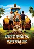 Hoot - Spanish Movie Poster (xs thumbnail)