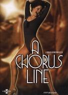 A Chorus Line - Danish DVD cover (xs thumbnail)
