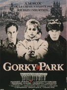 Gorky Park - French Movie Poster (xs thumbnail)