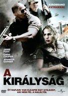 The Kingdom - Hungarian Movie Cover (xs thumbnail)