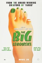 The Big Lebowski - British Movie Poster (xs thumbnail)