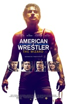 American Wrestler: The Wizard - Movie Poster (xs thumbnail)