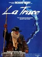 La trace - French Movie Poster (xs thumbnail)