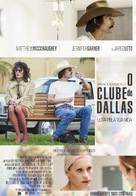Dallas Buyers Club - Portuguese Movie Poster (xs thumbnail)