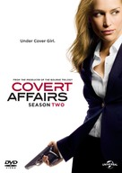 """Covert Affairs"" - DVD movie cover (xs thumbnail)"