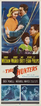 The Hunters - Movie Poster (xs thumbnail)
