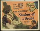 Shadow of a Doubt - Movie Poster (xs thumbnail)