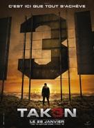 Taken 3 - French Movie Poster (xs thumbnail)
