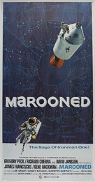 Marooned - Movie Poster (xs thumbnail)