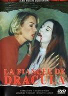 La fiancée de Dracula - French DVD cover (xs thumbnail)