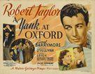 A Yank at Oxford - Movie Poster (xs thumbnail)
