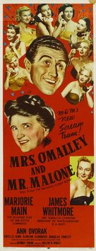 Mrs. O'Malley and Mr. Malone - Movie Poster (xs thumbnail)