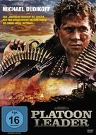 Platoon Leader - German Movie Cover (xs thumbnail)