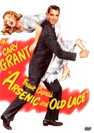 Arsenic and Old Lace - DVD movie cover (xs thumbnail)