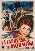 Wagon Master - Italian Movie Poster (xs thumbnail)