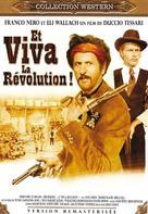 ¡Viva la muerte... tua! - French DVD cover (xs thumbnail)