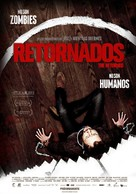 The Returned - Mexican Movie Poster (xs thumbnail)