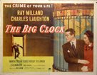 The Big Clock - Movie Poster (xs thumbnail)