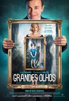 Big Eyes - Brazilian Movie Poster (xs thumbnail)
