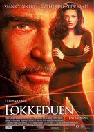 Entrapment - Danish poster (xs thumbnail)