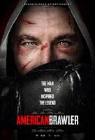 American Brawler - Movie Poster (xs thumbnail)