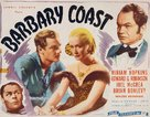 Barbary Coast - Movie Poster (xs thumbnail)