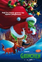 The Grinch - Danish Movie Poster (xs thumbnail)