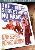 The Street with No Name - British DVD cover (xs thumbnail)
