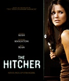 The Hitcher - Blu-Ray movie cover (xs thumbnail)