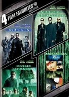 The Matrix - DVD movie cover (xs thumbnail)