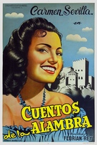 Cuentos de la Alhambra - Argentinian Movie Poster (xs thumbnail)