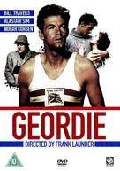 Geordie - British DVD movie cover (xs thumbnail)