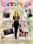 Picture Me: A Model's Diary - French Movie Poster (xs thumbnail)