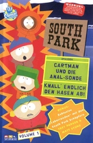 """South Park"" - German DVD movie cover (xs thumbnail)"