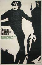 Das Cabinet des Dr. Caligari. - Cuban Movie Poster (xs thumbnail)