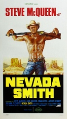 Nevada Smith - Italian Movie Poster (xs thumbnail)