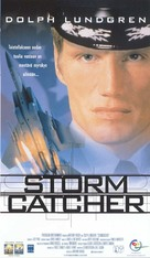 Storm Catcher - Finnish VHS movie cover (xs thumbnail)