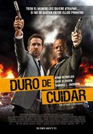 The Hitman's Bodyguard - Colombian Movie Poster (xs thumbnail)