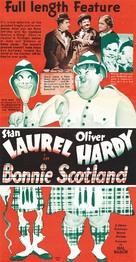 Bonnie Scotland - poster (xs thumbnail)